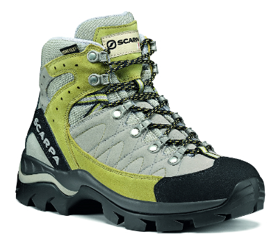 Kailash GTX Wmn Lightgray-Ginkgo-w400